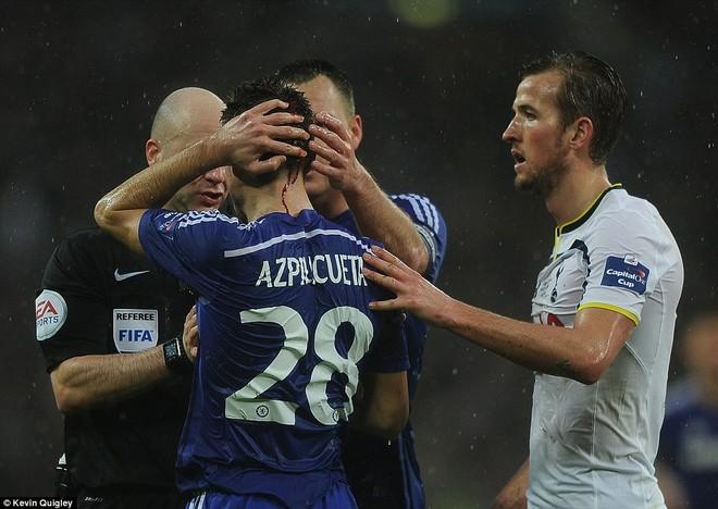Đổ mồ hôi và máu, Chelsea giành cúp Liên đoàn ảnh 4