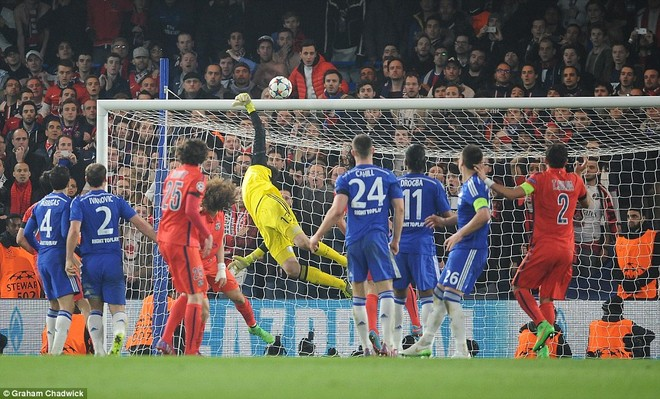 Chelsea bị PSG loại sau trận đấu không tưởng ảnh 6