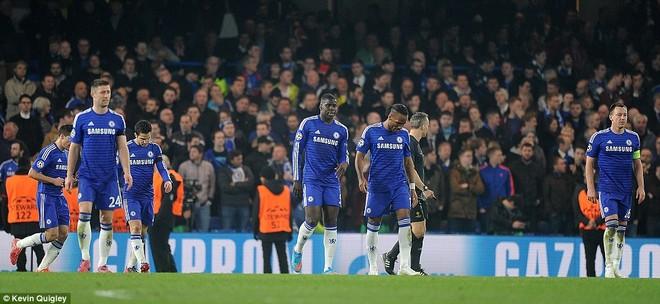 Chelsea bị PSG loại sau trận đấu không tưởng ảnh 7
