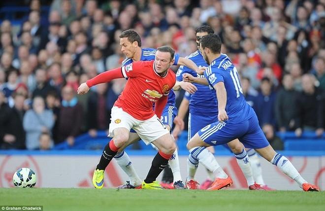 M.U bất lực nhìn Chelsea tiến gần ngai vàng Ngoại hạng Anh ảnh 3