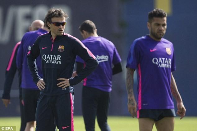 Messi, Suarez bất ngờ bị kiểm tra doping ảnh 2