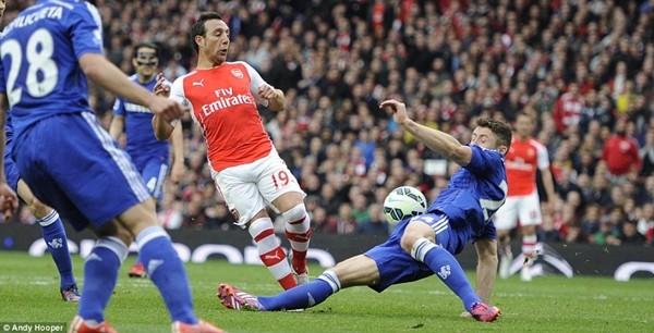 Chelsea tiến sát ngôi vương, M.U thua tủi hổ ảnh 1