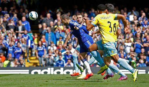 Thắng vừa đủ 1-0, Chelsea sớm lên ngôi vô địch Ngoại hạng Anh ảnh 2