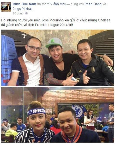 Muôn sắc thái mừng vô địch của fan Chelsea ở Việt Nam ảnh 10
