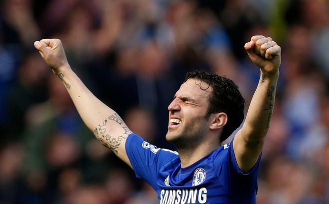 """Chelsea tưng bừng """"quậy phá"""", ăn mừng chức vô địch ảnh 9"""