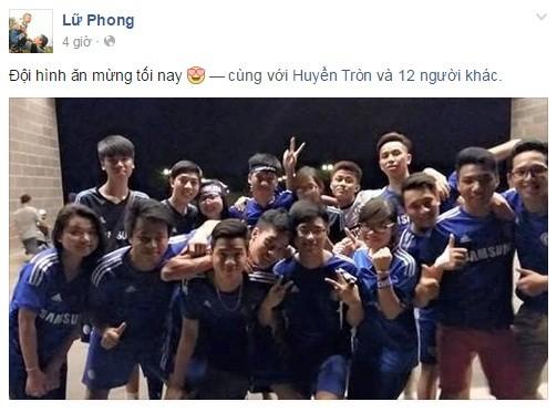 Muôn sắc thái mừng vô địch của fan Chelsea ở Việt Nam ảnh 7