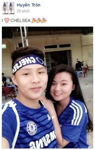 Muôn sắc thái mừng vô địch của fan Chelsea ở Việt Nam ảnh 6