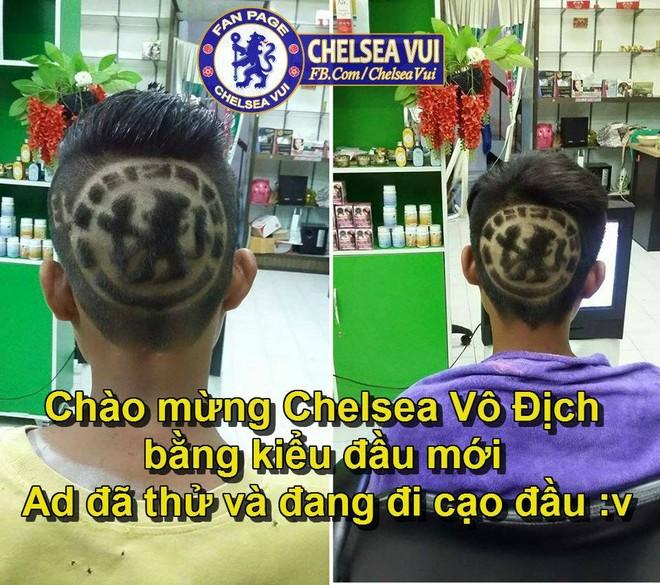 Muôn sắc thái mừng vô địch của fan Chelsea ở Việt Nam ảnh 11