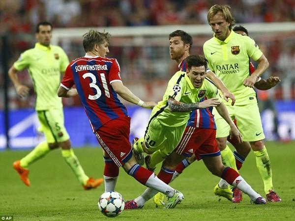 Bayern đau đớn nhìn Barca vào chung kết Champions League ảnh 2