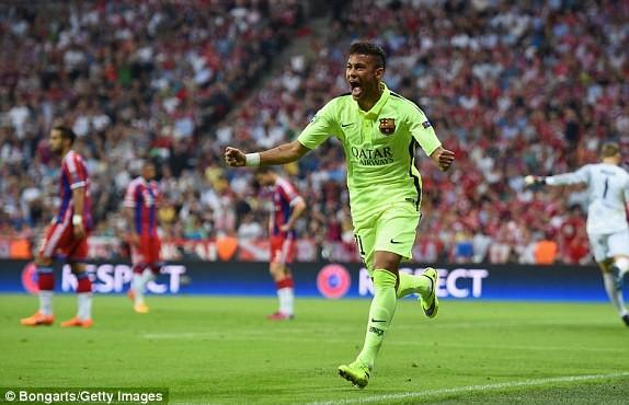 Bayern đau đớn nhìn Barca vào chung kết Champions League ảnh 4