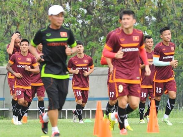 Đội tuyển Việt Nam: Công Phượng sẵn sàng thế chỗ Công Vinh ảnh 1