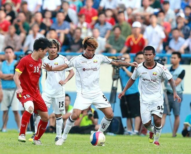 Công Phượng lại solo ghi bàn đẳng cấp cho U23 Việt Nam ảnh 1