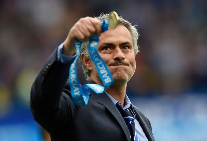 Chùm ảnh Chelsea tưng bừng nhận Cúp vô địch ảnh 8
