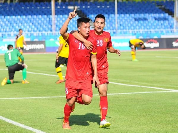 U23 Việt Nam đè bẹp U23 Brunei, HLV Miura xoa tay hài lòng ảnh 1