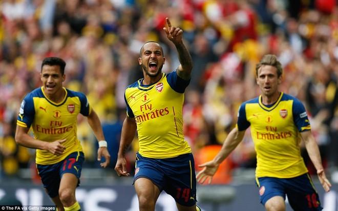 """""""Nghiền nát"""" Aston Villa, Arsenal đi vào lịch sử bóng đá Anh ảnh 2"""