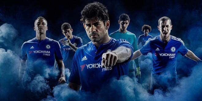 Sao Chelsea cực ngầu khi ra mắt áo đấu hoàn toàn mới ảnh 1
