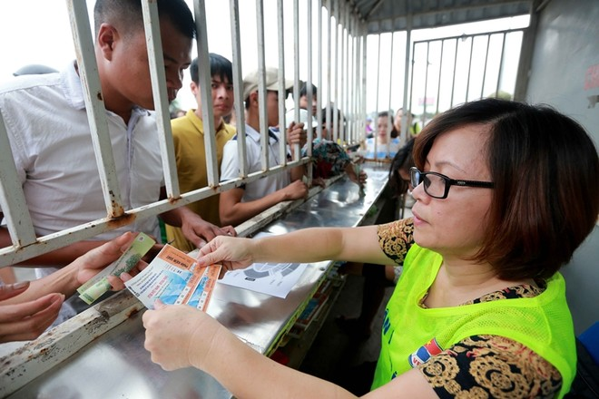 Dễ dàng mua vé xem tuyển Việt Nam đấu Iraq và Thái Lan ảnh 3