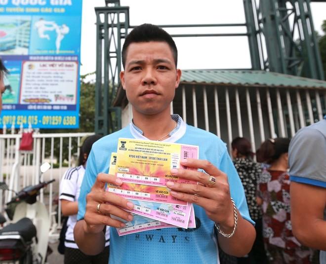 Dễ dàng mua vé xem tuyển Việt Nam đấu Iraq và Thái Lan ảnh 5