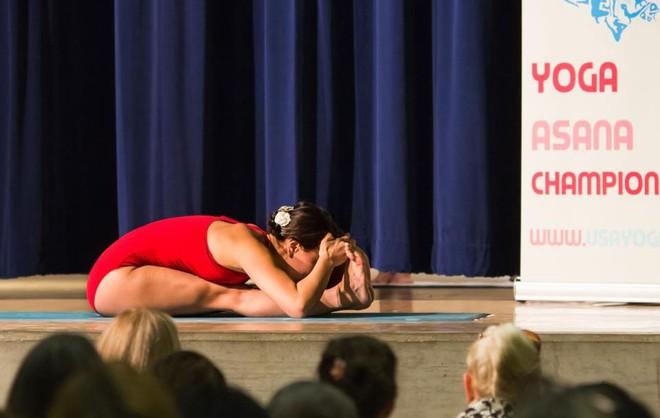 Yoga sẽ lần đầu được thi tài ở Việt Nam