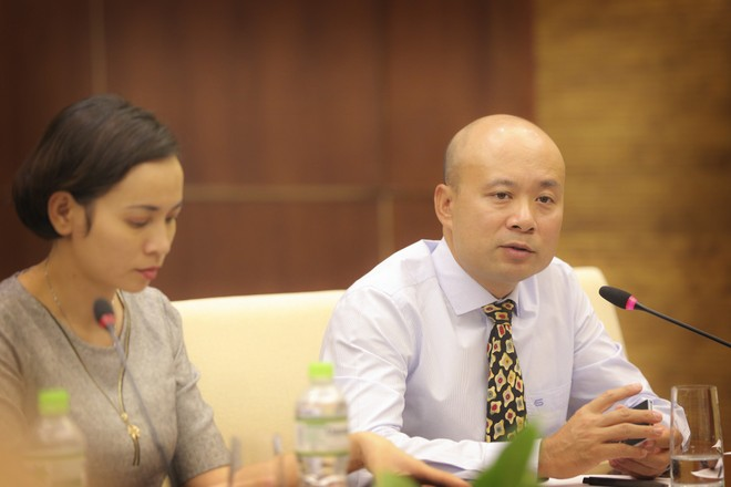 Ông Lưu Đức Quang, Trưởng ban tổ chức FLC Golf Championship