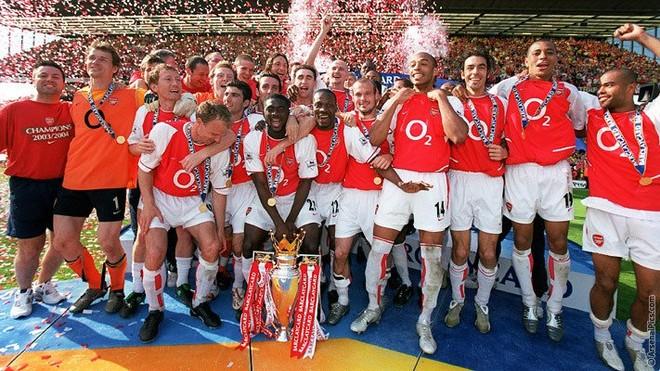 Ngày xưa lừng lẫy của Arsenal đã ở rất xa