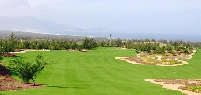 18 hố golf mới do Schmidt-Curley thiết kế tại FLC Quy Nhơn Golf Links