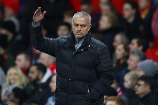 Sự thất vọng của HLV Mourinho