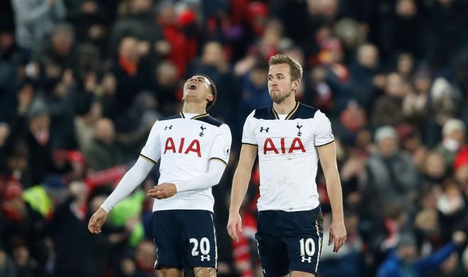 Tottenham trở lại với hình ảnh một đội bóng trung bình khá