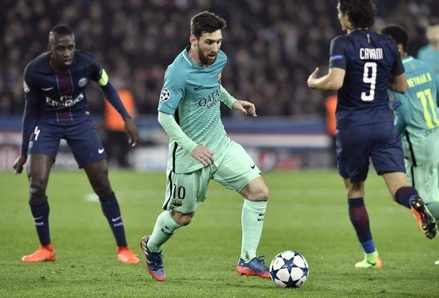 Đây là một trận đấu tệ hại của Messi cũng như hàng công Barca, với sức kháng cự vô cùng yếu ớt