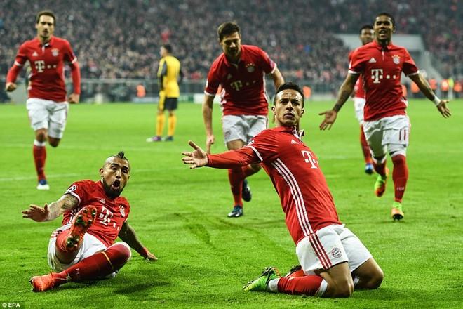 """Arsenal tái lập """"thành tích tồi tệ"""" tại Champions League ảnh 4"""