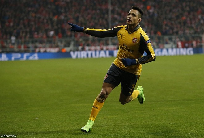 """Arsenal tái lập """"thành tích tồi tệ"""" tại Champions League ảnh 3"""