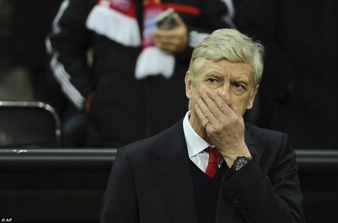 """Arsenal tái lập """"thành tích tồi tệ"""" tại Champions League ảnh 7"""