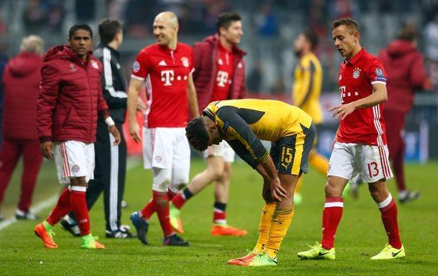 """Arsenal tái lập """"thành tích tồi tệ"""" tại Champions League ảnh 8"""