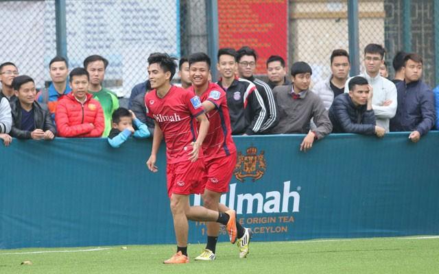 FC Trà Dilmah là một ứng cử viên nặng ký của giải đấu này