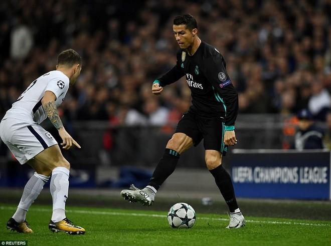 Ronaldo vẫn rất tin vào sự sớm trở lại của Real