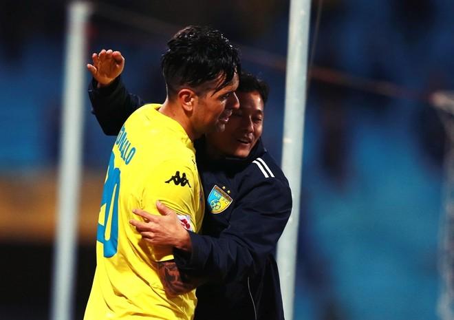 Thành Lương luôn dành cho Gonzalo sự tôn trọng cao nhất