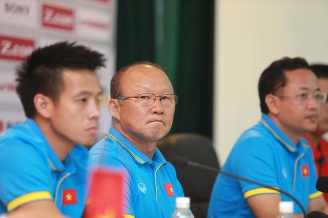 HLV Park Hang-seo nói gì trước ngày chính thức ra mắt ĐT Việt Nam?