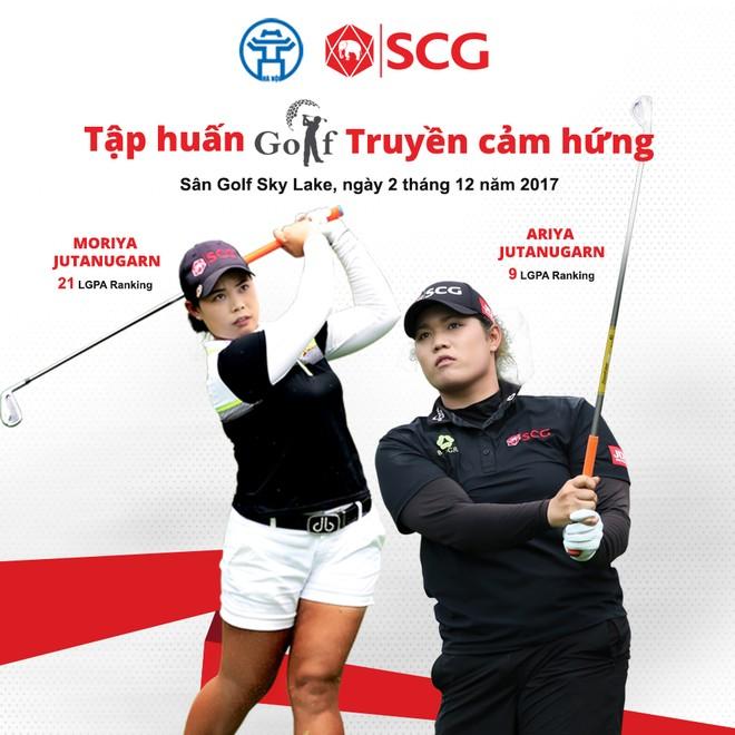 Cặp chị em golf thủ hàng đầu thế giới sắp sang Việt Nam