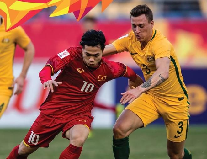 U23 Việt Nam có chiến thắng lịch sử trước U23 Australia