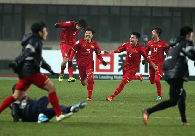 U23 Việt Nam đã 11m tốt hơn nhiều so với kỳ vọng (Ảnh: Tuấn Hữu)