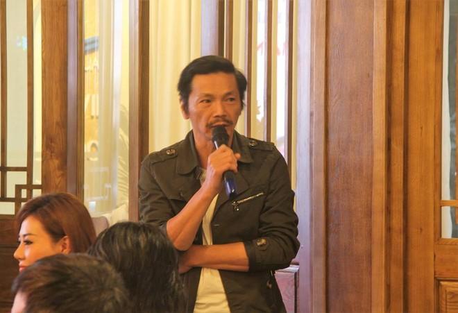 Diễn viên gạo cội Trung Anh chia sẻ cảm xúc