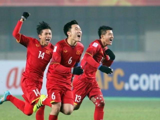 Lửa khí thế đang hừng hực nơi U23 Việt Nam
