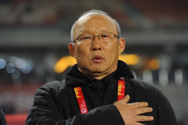 HLV Park Hang-seo là điểm tựa cho thành công của U23 Việt Nam