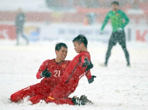 Quang Hải không giành Cầu thủ xuất sắc nhất giải là một điều vô lý (Ảnh: Tuấn Hữu)