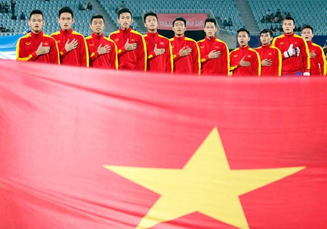 4 điểm sáng rực rỡ của bóng đá Việt Nam trong năm Đinh Dậu 2017