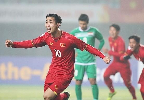 Việt Nam vừa loại Iraq tại VCK U23 châu Á 2018