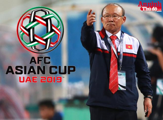 HLV Park Hang-seo đang hướng tới thành công khác cùng bóng đá Việt Nam ở đấu trường châu lục (Ảnh: Vũ Vy)