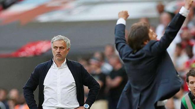 HLV Mourinho vừa trải qua mùa giải thứ 4 trắng tay trong sự nghiệp