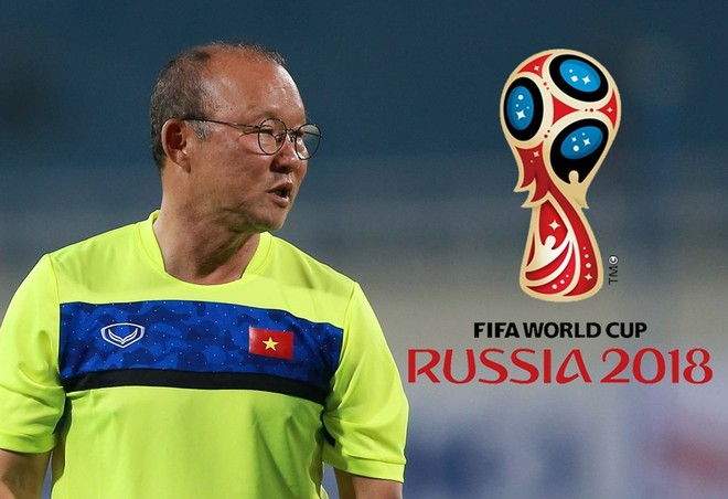 HLV Park Hang-seo sẽ có mặt ở Nga vào đầu tháng 7 tới để xem World Cup (Ảnh: Vũ Vy)