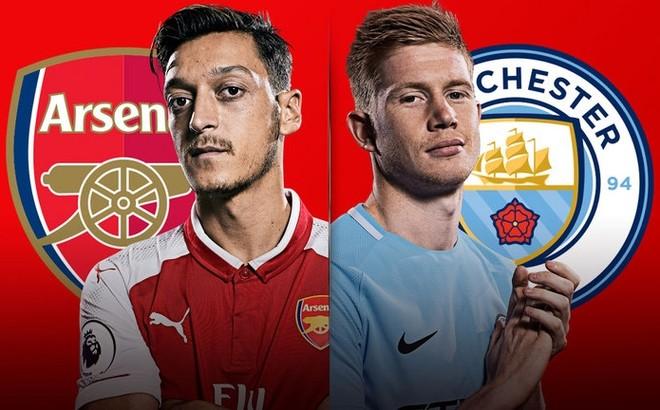 Arsenal gặp Man City ngay trận mở màn và có giai đoạn khởi động khó khăn